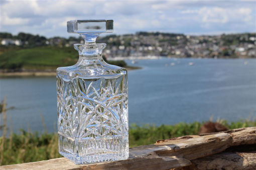 Picture of Square Spirits Whisky Decanter