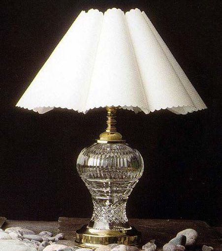 Picture of Iris Electric Lamp