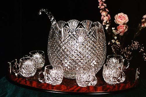 Picture of Punch Bowl Set