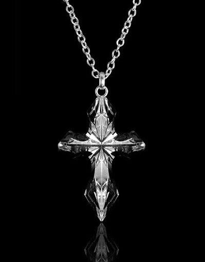 Picture of Small Celtic Cross Necklace