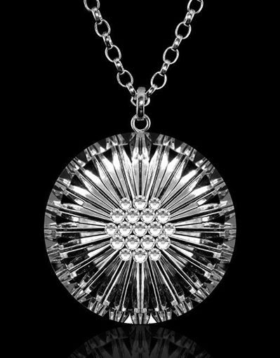 Picture of Large Rosa Necklace