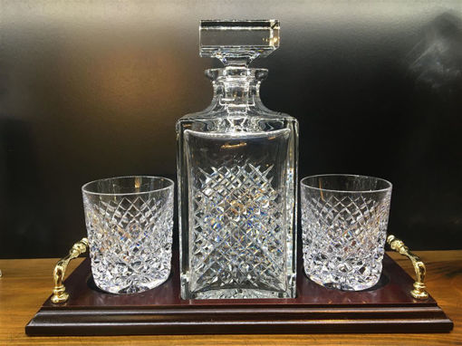 Picture of Whiskey Nightcap Set (Scilly Pattern)