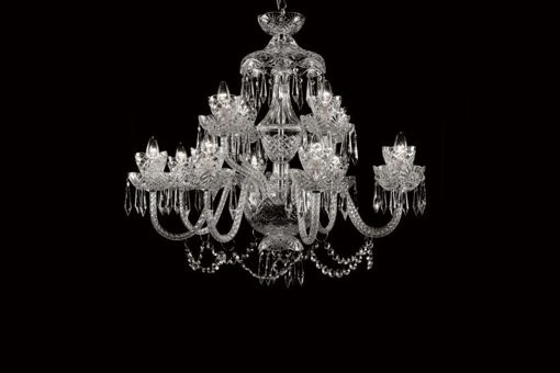 Picture of 12 Arm Chandelier
