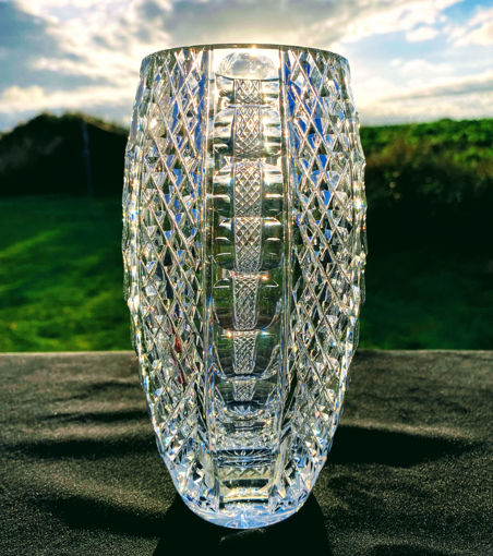 """Picture of 9"""" Cask Vase"""